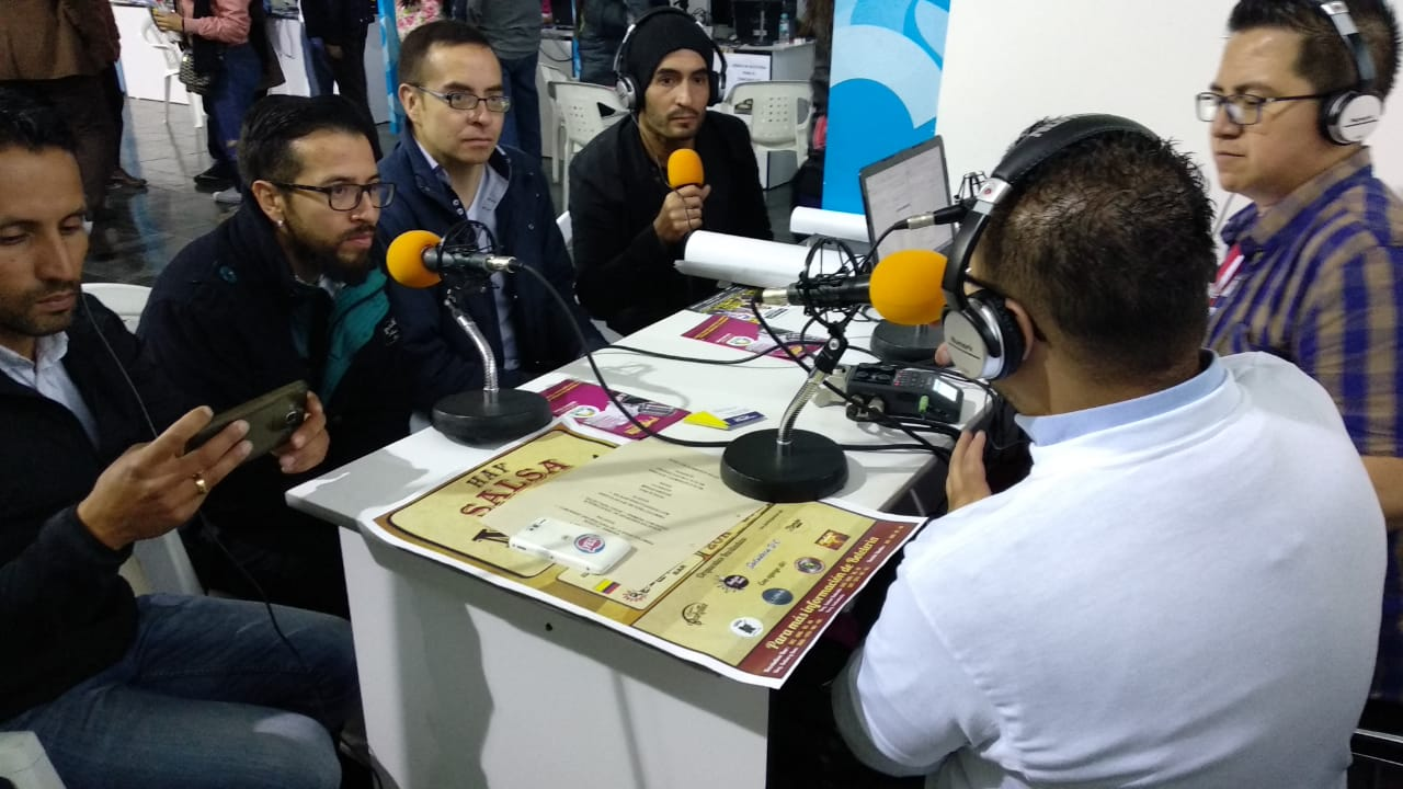 MARATÓN RADIO SALSA