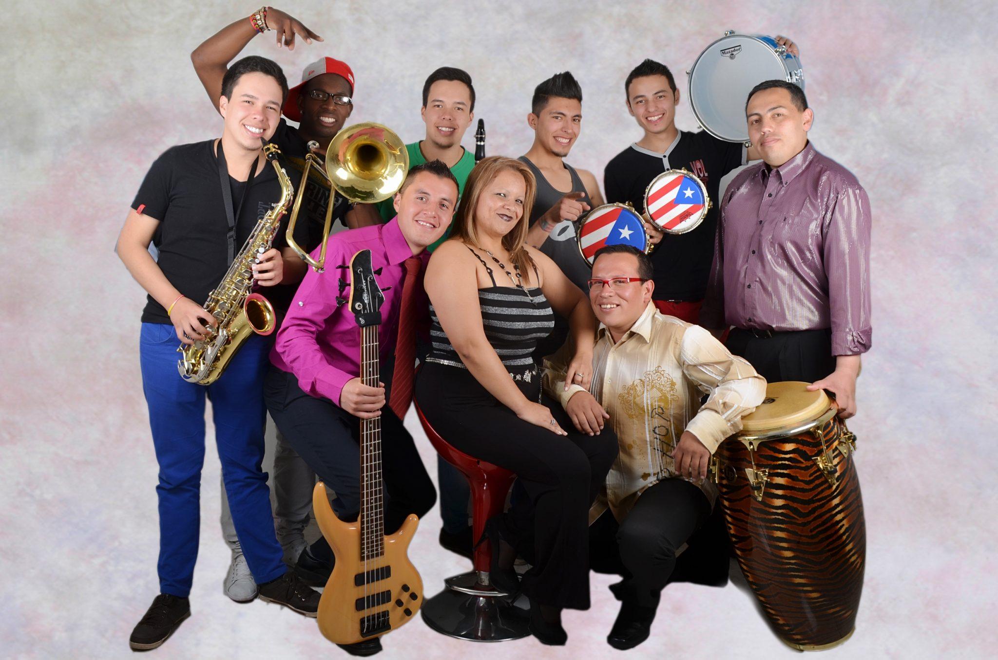 sonido musica latina rumba