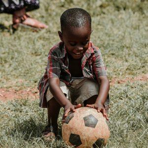 jugador niño futbol