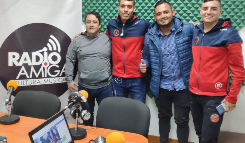 radioamiga internacional, radio, online, futbol sala