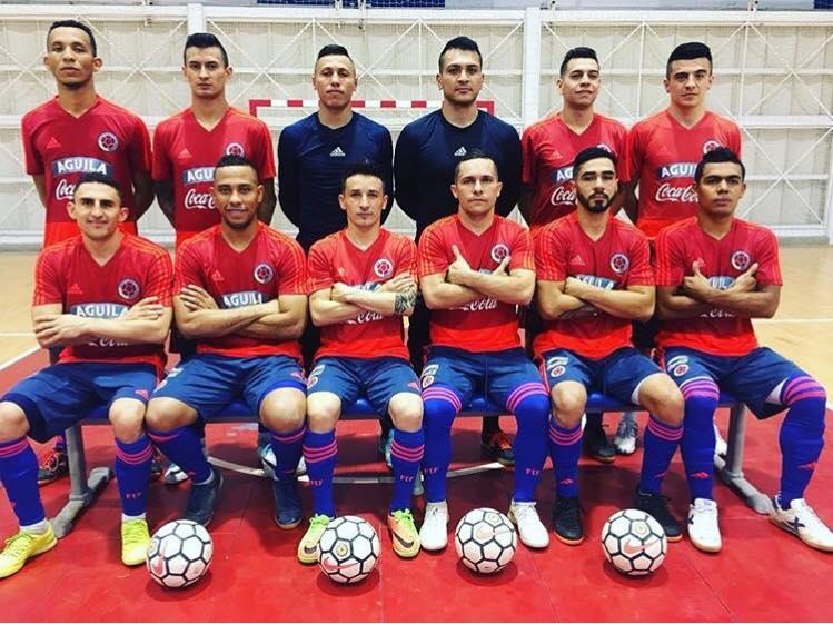 radioamiga, free, radio, online, futbol sala, selección Colombia